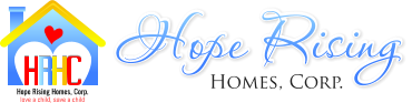 Hope Rising Homes, Corp. Header Logo